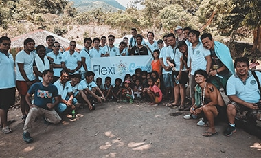 A Flexisource IT Outreach Program – Puerto Galera