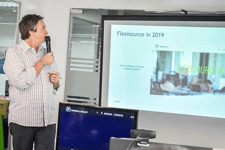 Flexisource IT website launch