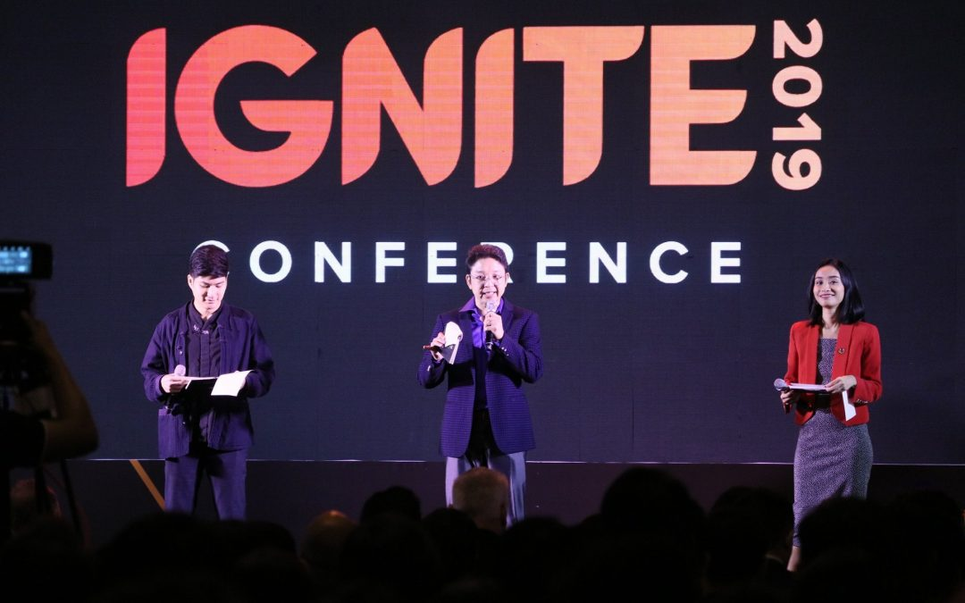 IGNITE 2019: Connecting Top Global Minds across Asia
