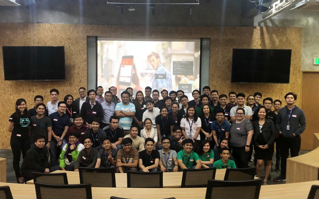 Flexisource IT's Team Supports First-Ever OutSystems Philippines Meetup