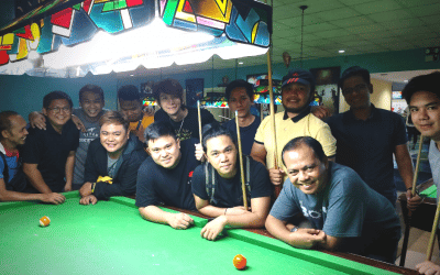 Flexi Team Plays Pool and Bowling at Flexisource IT Sports Fest 2019