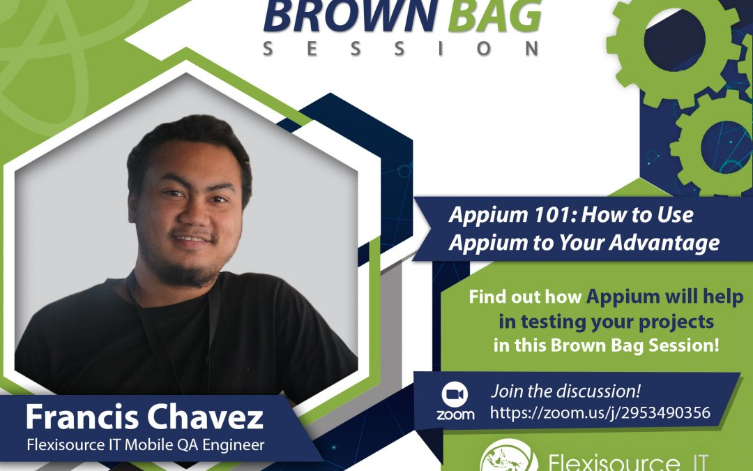 Appium 101: How to Use Appium to Your Advantage by Francis Chavez
