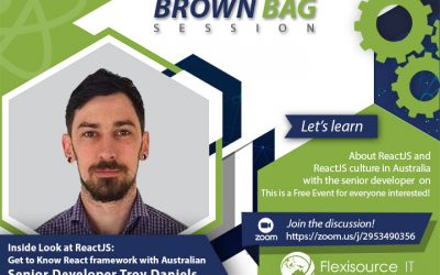 Brown Bag Session Highlights: Why Use ReactJS with Troy Daniels