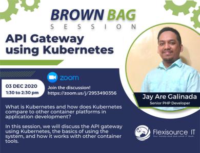 01 Brown Bag Sessions API Gateway using Kubernetes