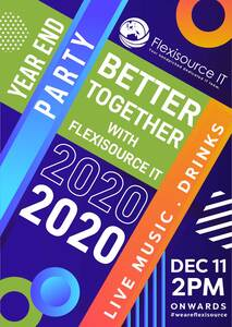 02 Flexisource IT 2020 Year-end Party