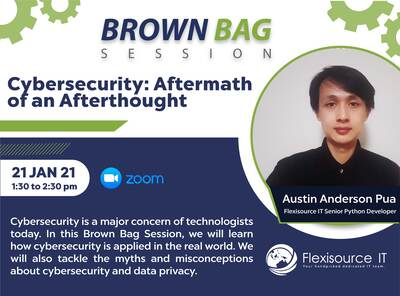 03 Brown Bag Session Cybersecurity Aftermath of an Afterthought