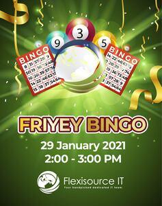 06 FriYay Bingo