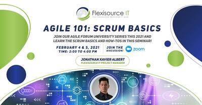 07 Agile 101 Scrum Basics