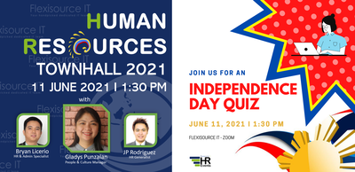 Independence Day Quiz / HR Townhall