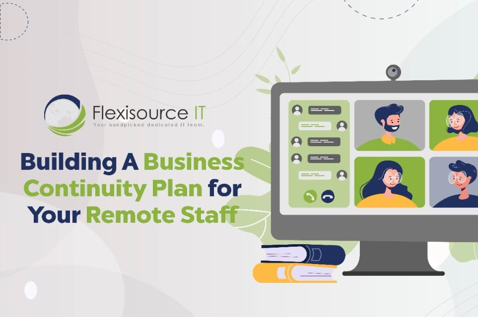 Business Continuity Plan: Effective Guide For Remote Staff