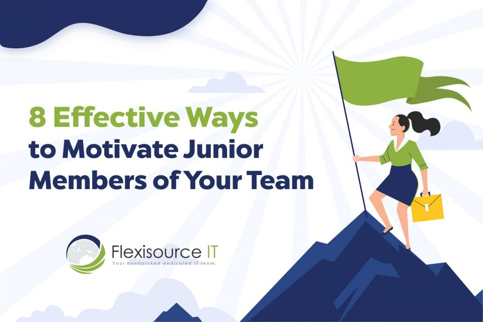 8 Effective Ways to Motivate Junior Members of Your Team