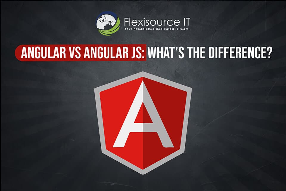 What's the difference between Angular and AngularJS?